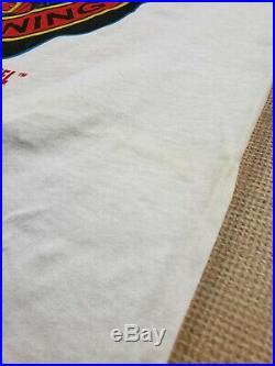 Vintage Marvel Shirt Mens Large t shirt NOS wolverine 1993 2 sided xmen comic