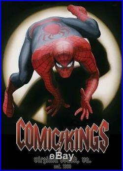 WOLVERINE #18 CGC 9.8 (2012) 150 VARIANT McFARLANE SPIDER-MAN #1 COMIC KINGS