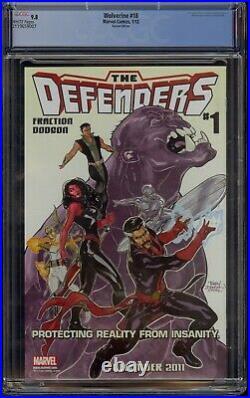 WOLVERINE #18 CGC 9.8 (2012) PHAM VARIANT SPIDER-MAN #1 McFARLANE COMIC KINGS