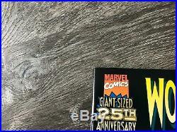 Wolverine 145 NM Nabisco Variant SEE PICS Return of Wolverine's Adamantium