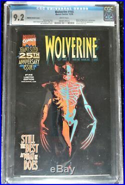 Wolverine 145 Nabisco Variant, Cgc 9.2