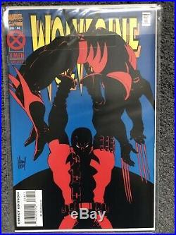 Wolverine 1-189 (1998) Vol 2 Complete Run Marvel Comics X-Men 189 Comics
