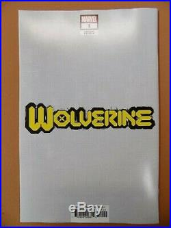 Wolverine #1 Alex Ross Virgin 1300 Variant Marvel Comic 2020