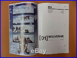 Wolverine #1 Jim Lee B&W 1500 Variant Marvel Comic 2020