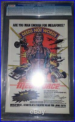 Wolverine #1 (Sep 1982, Marvel) CGC Grade 9.8