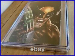 Wolverine #1 Suayan Variant Cover B CGC 9.8 Marvel Comics