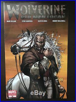 Wolverine 2008 #66 Limited Variant Turner Marvel Comic Incentive Old Man Logan