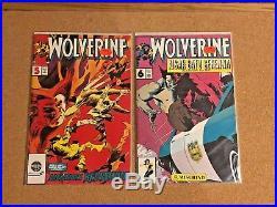 Wolverine #2 3 4 5 6 (5) Comic Lot Marvel Foreign Indonesian Variant Misurind