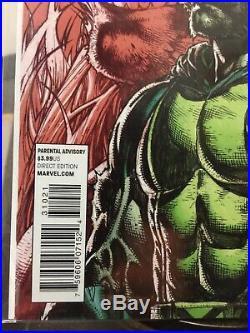 Wolverine #310 1100 2012 Platt Variant Marvel Comics Book Incentive