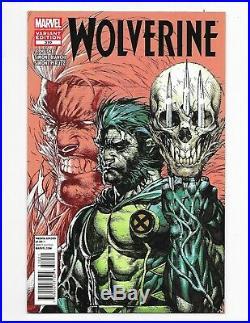 Wolverine #310 Platt Variant