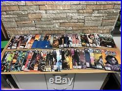 Wolverine Marvel MK Comic Magazines complete run 1-55 inc Agents of Shield