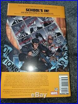 Wolverine and the X-men Omnibus by Jason Aaron Marvel Comics