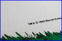 XL NOS vtg 80s 1989 WOLVERINE marvel comic t shirt 21.146