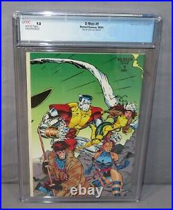 X-MEN #1 E Collector's Edition (1st Acolytes) CGC 9.8 NM/MT Marvel Comics 1991