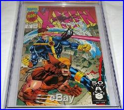 X-Men #1 CGC SS Signature Autograph STAN LEE 9.8 1st Acolytes Wolverine CVR VAR