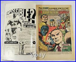 X-Men #94 1975 Classic Key Issue, Wolverine Colossus ORIGINAL, NO RESERVE