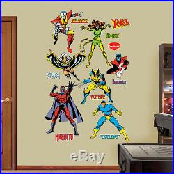 X-Men Fathead Wolverine Magneto Storm Cyclops Phoenix Marvel Comics 96012