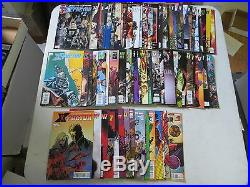 X-factor 78 Issue Comic Run 1-50, 200-237 Marvel X-men Wolverine Apocalypse